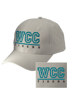 Willow Creek Christian School Tigers Embroidered Low-Profile Cap