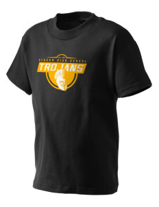 Bergan High School Trojans Kid's T-Shirt