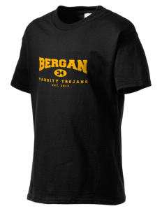 Bergan High School Trojans Kid's Essential T-Shirt