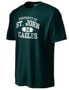 Saint John Lutheran School Eagles Men's Essential T-Shirt
