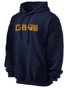Zion Lutheran School Lions Ultra Blend 50/50 Hooded Sweatshirt
