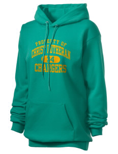 Christ Lutheran School Chargers Unisex Hooded Sweatshirt