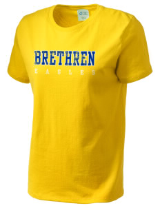 Brethren Elementary School Eagles Women's Essential T-Shirt