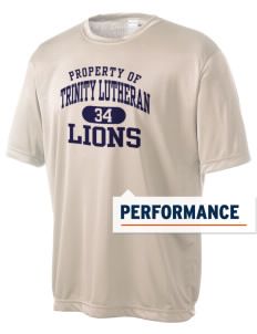 Trinity Lutheran School Lions Men's Competitor Performance T-Shirt