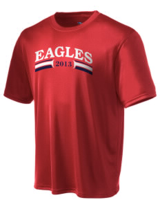 Sonrise Christian School Eagles Champion Men's Wicking T-Shirt