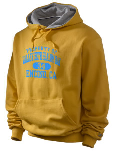 Valley Beth Shalom Day School Encino, CA Champion Men's Hooded Sweatshirt