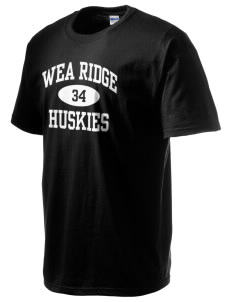 Wea Ridge Middle School Huskies Ultra Cotton T-Shirt