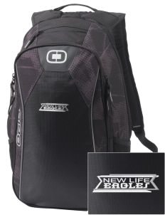 New Life Academy Eagles Embroidered OGIO Marshall Backpack