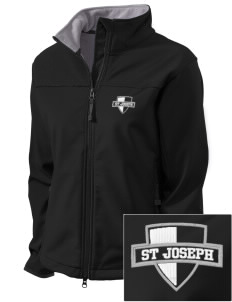 St Joseph School Jaguars Embroidered Women's Glacier Soft Shell Jacket