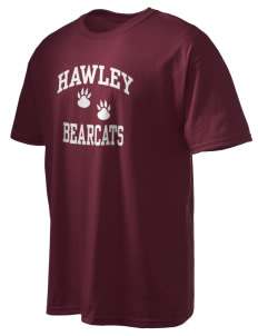 Hawley Middle School Bearcats Ultra Cotton T-Shirt