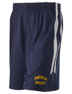 "Menlo School Knights Holloway Women's Pinelands Short, 8"" Inseam"