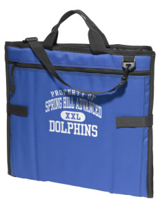 Spring Hill Advanced Elementary School Dolphins Stadium Seat