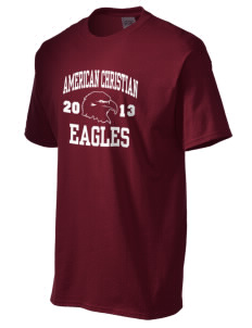 American Christian School Eagles Men's Essential T-Shirt