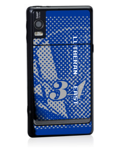 Lutheran High School East Falcons Motorola Droid 2 Skin