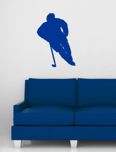 "Lutheran High School East Falcons Wall Silhouette Decal 20"" x 32"""