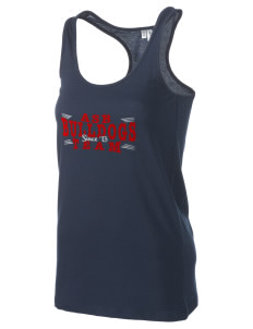 Assumption - St. Bridget Bulldogs Women's Racerback Tank