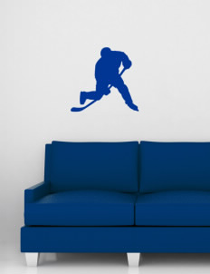 "Sheldon Christian School Meteors Wall Silhouette Decal 20"" x 24"""