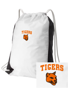 Orange City Christian School Tigers Embroidered Holloway Home and Away Cinch Bag