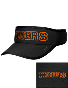 Orange City Christian School Tigers Embroidered Lite Series Active Visor