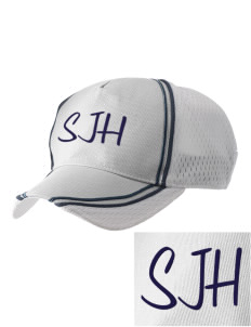 San Juan Hills High School Stallions  Embroidered Champion Athletic Cap