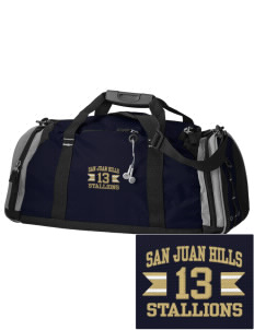 San Juan Hills High School Stallions Embroidered OGIO All Terrain Duffel