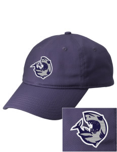 Puget Sound Adventist Academy Sharks  Embroidered New Era Adjustable Unstructured Cap