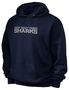Puget Sound Adventist Academy Sharks Holloway Men's 50/50 Hooded Sweatshirt
