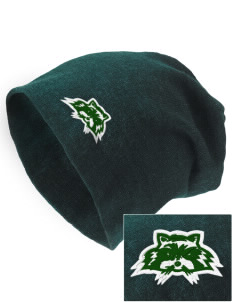 Cedar River School Raccoons Embroidered Slouch Beanie