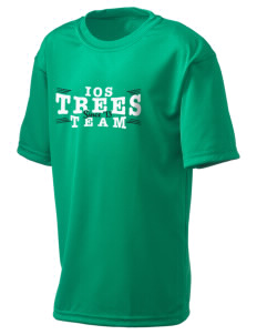 Islamic School Of Seattle Trees  Holloway Kid's Zoom Performance T-Shirt