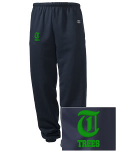 Islamic School Of Seattle Trees Embroidered Champion Men's Sweatpants