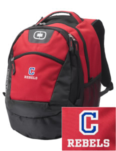 Claiborne Academy Rebels Embroidered OGIO Rogue Backpack