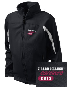 Girard College Cavaliers Embroidered Holloway Kid's Impact Full-Zip Track Jacket