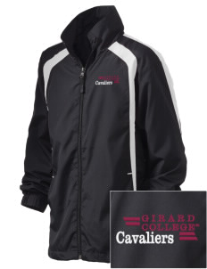Girard College Cavaliers Embroidered Kid's Color Block Jacket