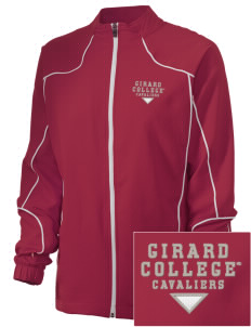 Girard College Cavaliers Embroidered Russell Women's Full Zip Jacket