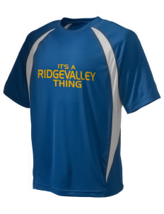Ridgevalley School  Champion Men's Double Dry Elevation T-Shirt