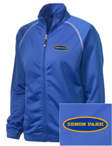 Zenon Park School  Embroidered Holloway Women's Attitude Warmup Jacket