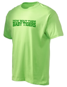 Tanner Williams Elementary School Baby Tigers Hanes Men's 6 oz Tagless T-shirt