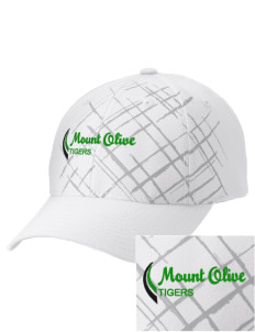 Mount Olive Elementary School Tigers Embroidered Mixed Media Cap