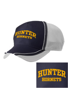 Hunter Elementary School Hornets  Embroidered Champion Athletic Cap