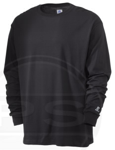 Valdez High School Buccaneers  Russell Men's Long Sleeve T-Shirt