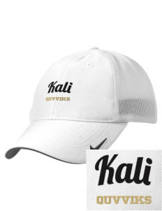 Kali Quvviks Embroidered Nike Golf Mesh Back Cap