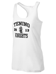 Tenino Middle School Knights Women's Racerback Tank