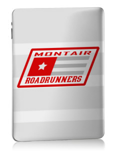 Montair Elementary School Roadrunners Apple iPad Skin