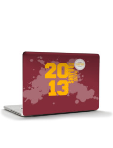"Mains Elementary School Trojans Apple MacBook Pro 17"" & PowerBook 17"" Skin"