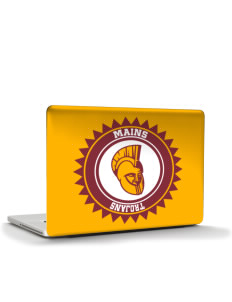 "Mains Elementary School Trojans Apple Macbook Pro 17"" (2008 Model) Skin"