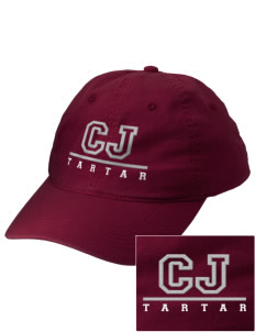 compton jc tartar Embroidered Vintage Adjustable Cap