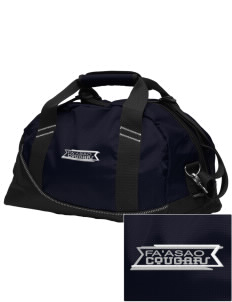 fa'asao high cougars Embroidered OGIO Half Dome Duffel