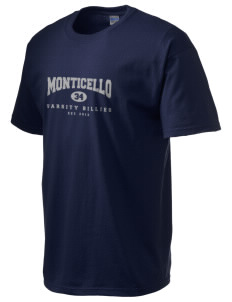 Monticello High School Billies Ultra Cotton T-Shirt