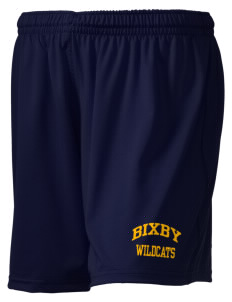 "Bixby Elementary School Wildcats Holloway Women's Performance Shorts, 5"" Inseam"