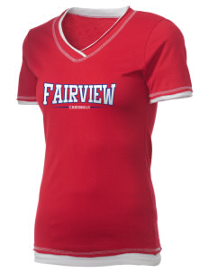 Fairview Middle School Cardinals Holloway Women's Dream T-Shirt